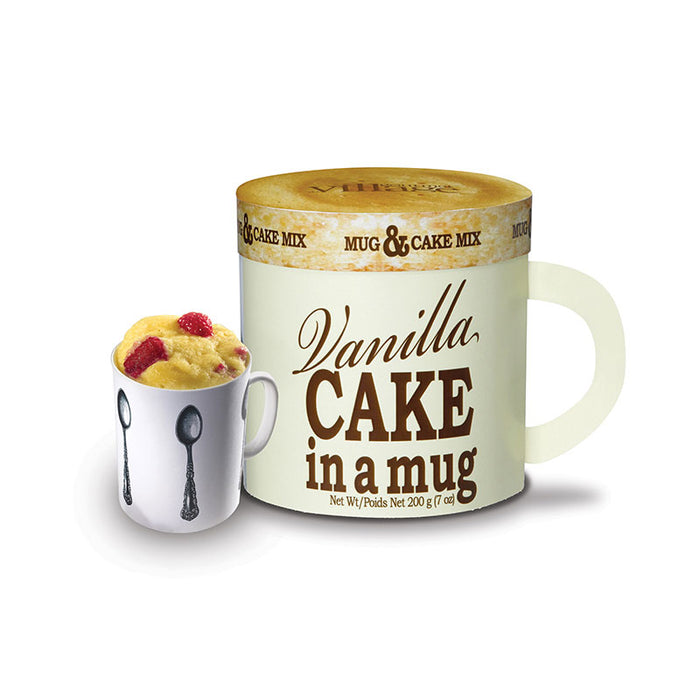 Vanilla Cake In A Mug Mix