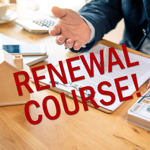 Certified Transaction Coordination (CTC) Renewal Course - ONLINE ANYTIME