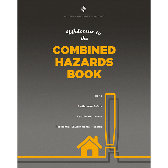 Combined Hazards Book (Newsprint)