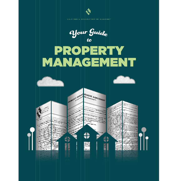 C.A.R.'s Guide to Property Management