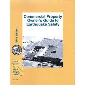 Commercial Property Owner's Guide to Earthquake Safety