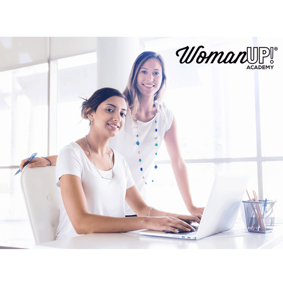 WomanUP!® ACADEMY Executive Certification Course Bundle - ONLINE ANYTIME