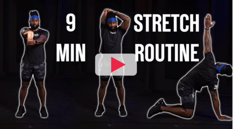 9 Minute Upper Body Stretching Routine For Mobility