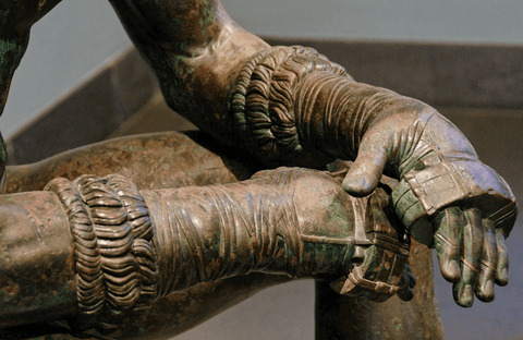 Ancient Greek Boxing Gloves
