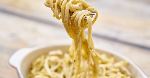 Carbohydrates That Boxers Should Avoid - White Pasta