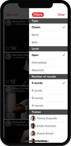 fightcamp_app_filters