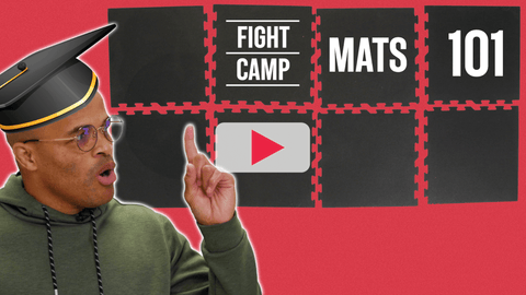 How To Assemble FightCamp Exercise Mat
