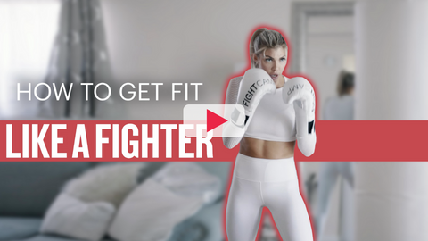 Shanie Smash's Tips On How To Get Fit Like A Fighter