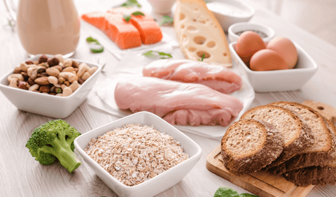 High In Protein Food