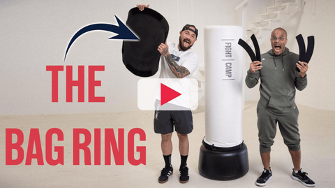 How To Assemble Your Punching Bag Ring