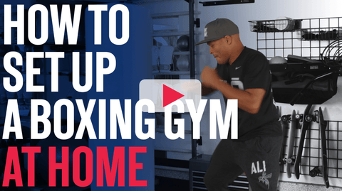 How To Set Up Boxing Gym At Home