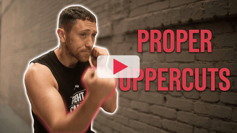How To Throw a Proper Uppercut Punch