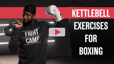 FightCamp Trainer Coach PJ Kettlebell Exercises Video For Boxing