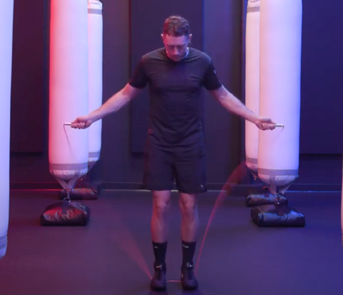 Tommy Duquette Jump Rope For Beginners Step 1
