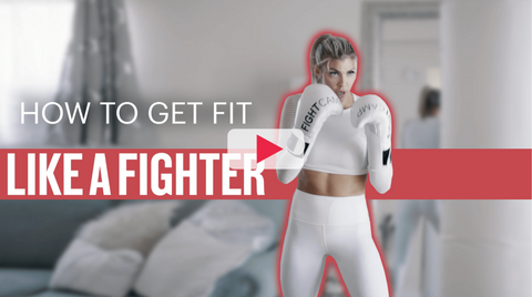 How To Get Lean Like a Fighter With Shanie Smash