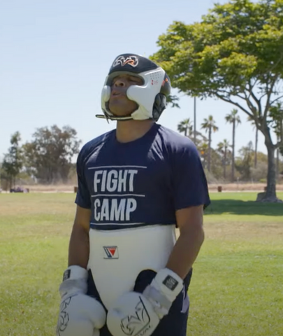 Boxing Sparring Tip #2 - Stay Relaxed