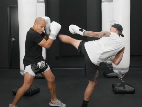 The Spinning Hook Kick In Kickboxing