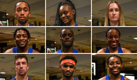 USA Olympic Boxing Team 2020
