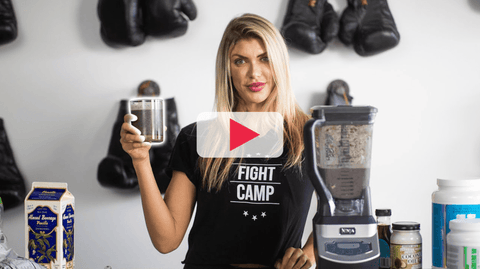 What To Eat Before a Boxing Workout Shanie Smash Protein Shake