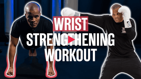 FightCamp Trainer Flo Master's Wrist Strengthening Workout Video