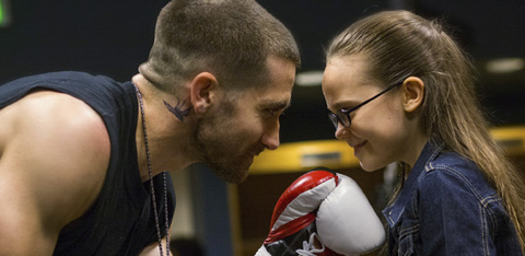 """Southpaw movie scene - """"I can't lose my daughter"""""""