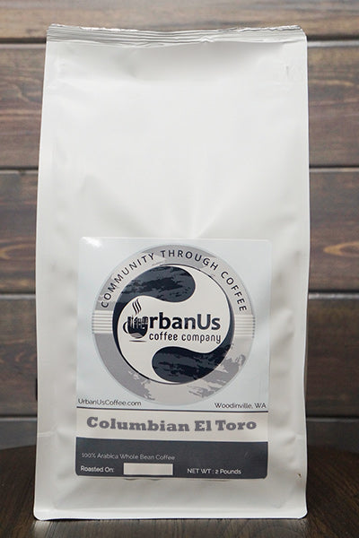Beans - Columbian El Toro - Wholesale*