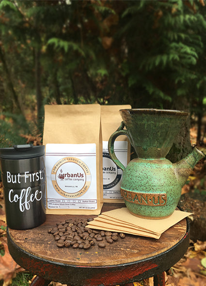 Pour Over Gift Package (includes shipping)