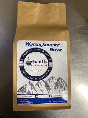 Winter Solstice Blend (Dark)