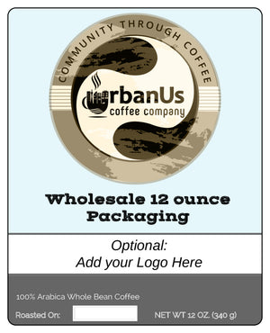 Wholesale 12 oz packaged Coffee