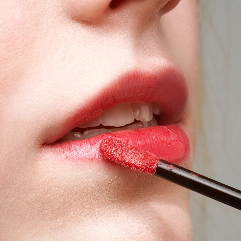 Moisturizing Lip Gloss in Cherry Glaze