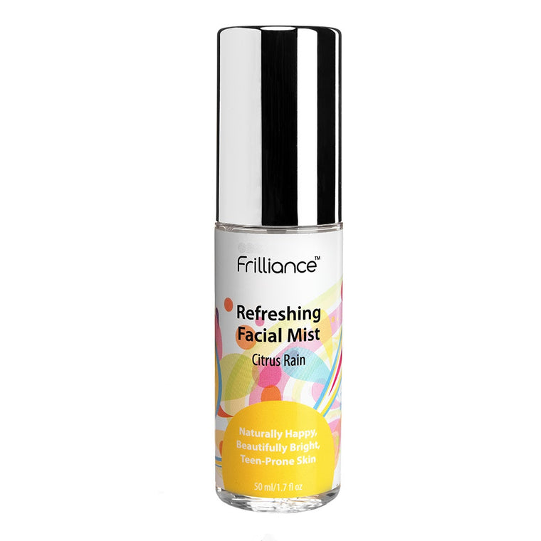 Refreshing Facial Mist in Citrus Rain | Available on Amazon.com