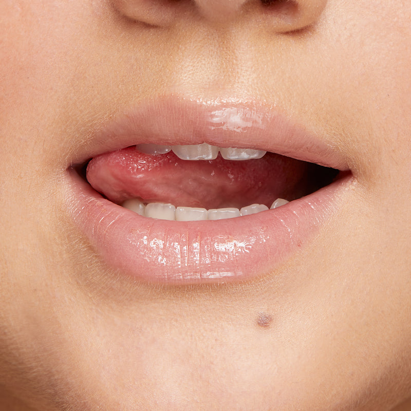 Moisturizing Lip Gloss in Crystal Clear