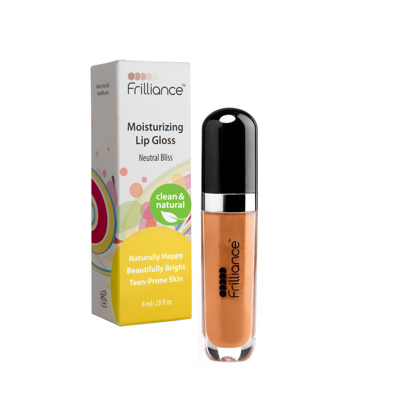 Moisturizing Lip Gloss in Neutral Bliss
