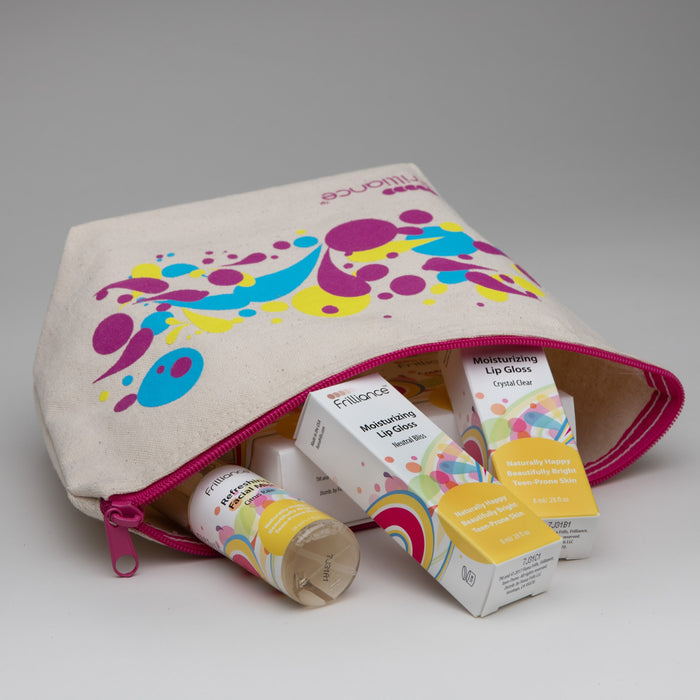 Frilliance Makeup Bag