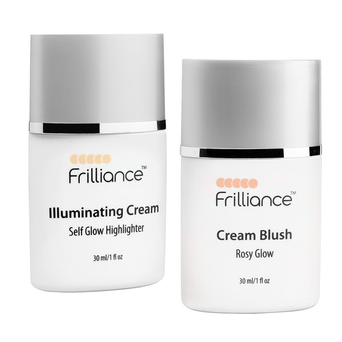 Frilliance Cheek Duo Kit | Available on Amazon.com