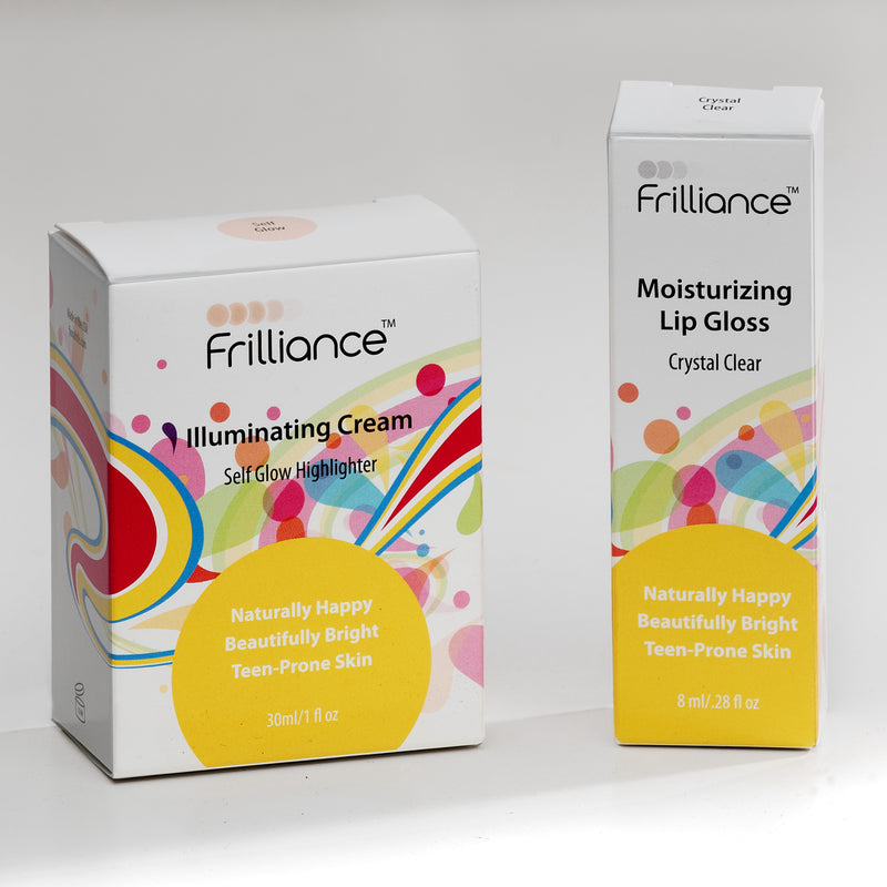 The Gloss & Glow Frilliance Kit