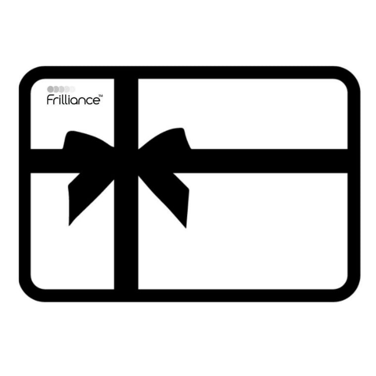 The Frilliance Gift Card