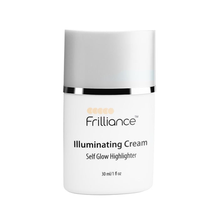 Illuminating Cream in Self Glow Highlighter | Available on Amazon.com
