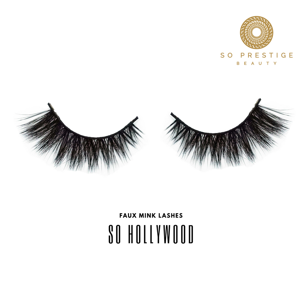 So Hollywood Faux Mink Eyelash