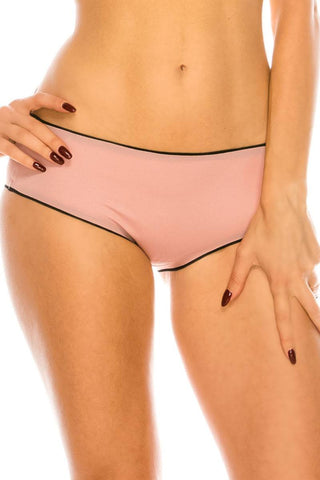 Two tone bikini underwear