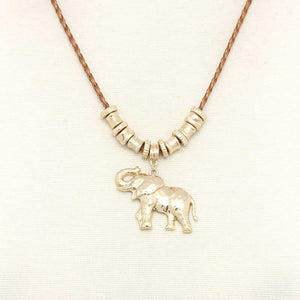 🎇Elephant Charm Necklace🎇