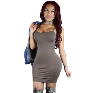 Body-Flattering Bodycon Dress