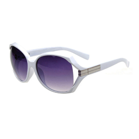 Female Goggle Style Sunglasses