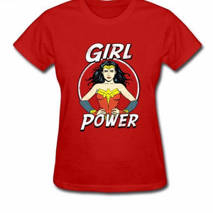 Vintage Girl Power T-Shirt
