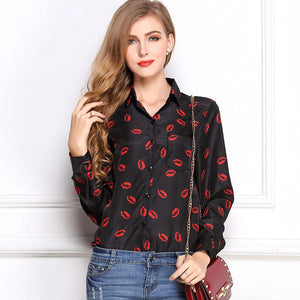 Kiss Me All Over & More Blouses
