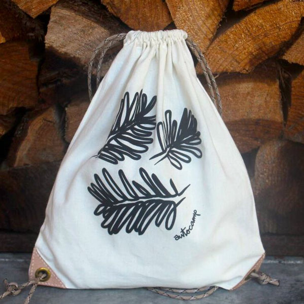 Handmade Drawstring Bag
