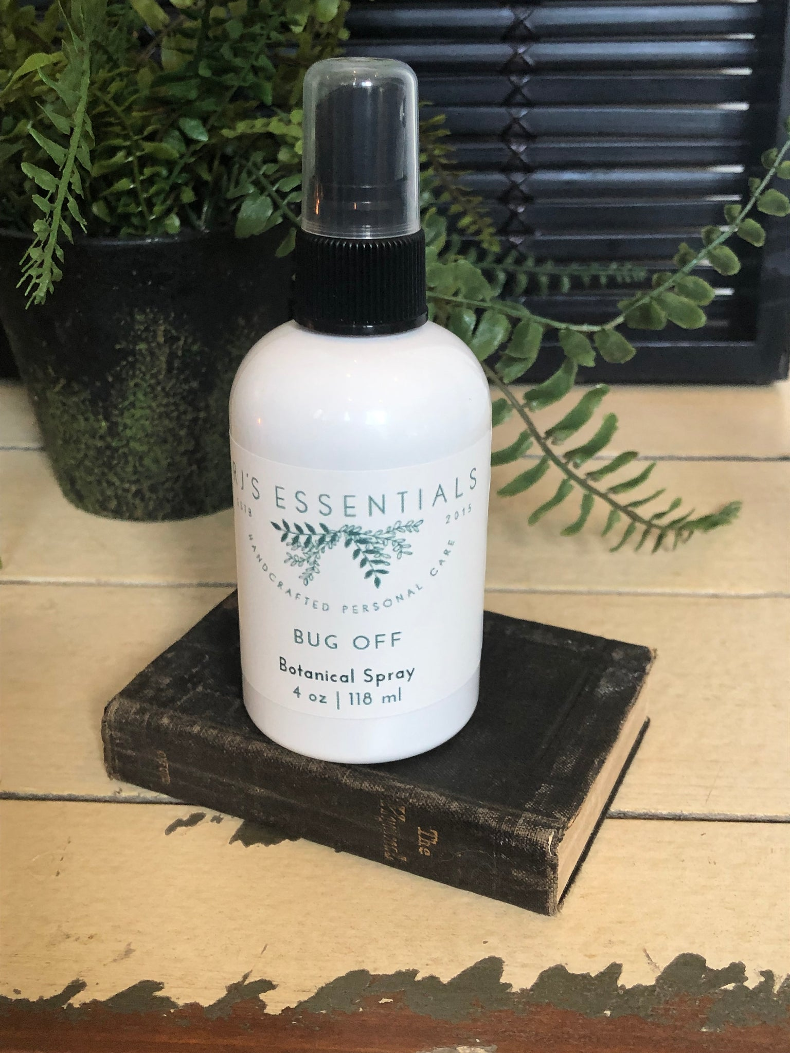 Bug Off | Botanical Spray - Sold Out!