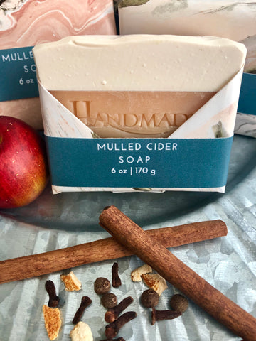 Mulled Cider Soap