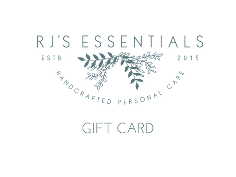 RJ's Essentials Gift Card - delivered by email