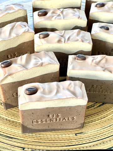 Coffee + Cream Soap